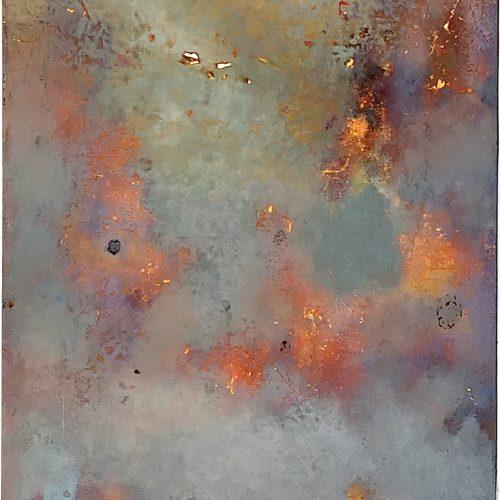 The Narrow 22x70 acrylic on canvas 2015